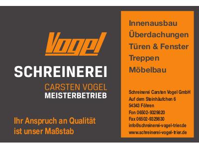 Schreinerei Carsten Vogel GmbH